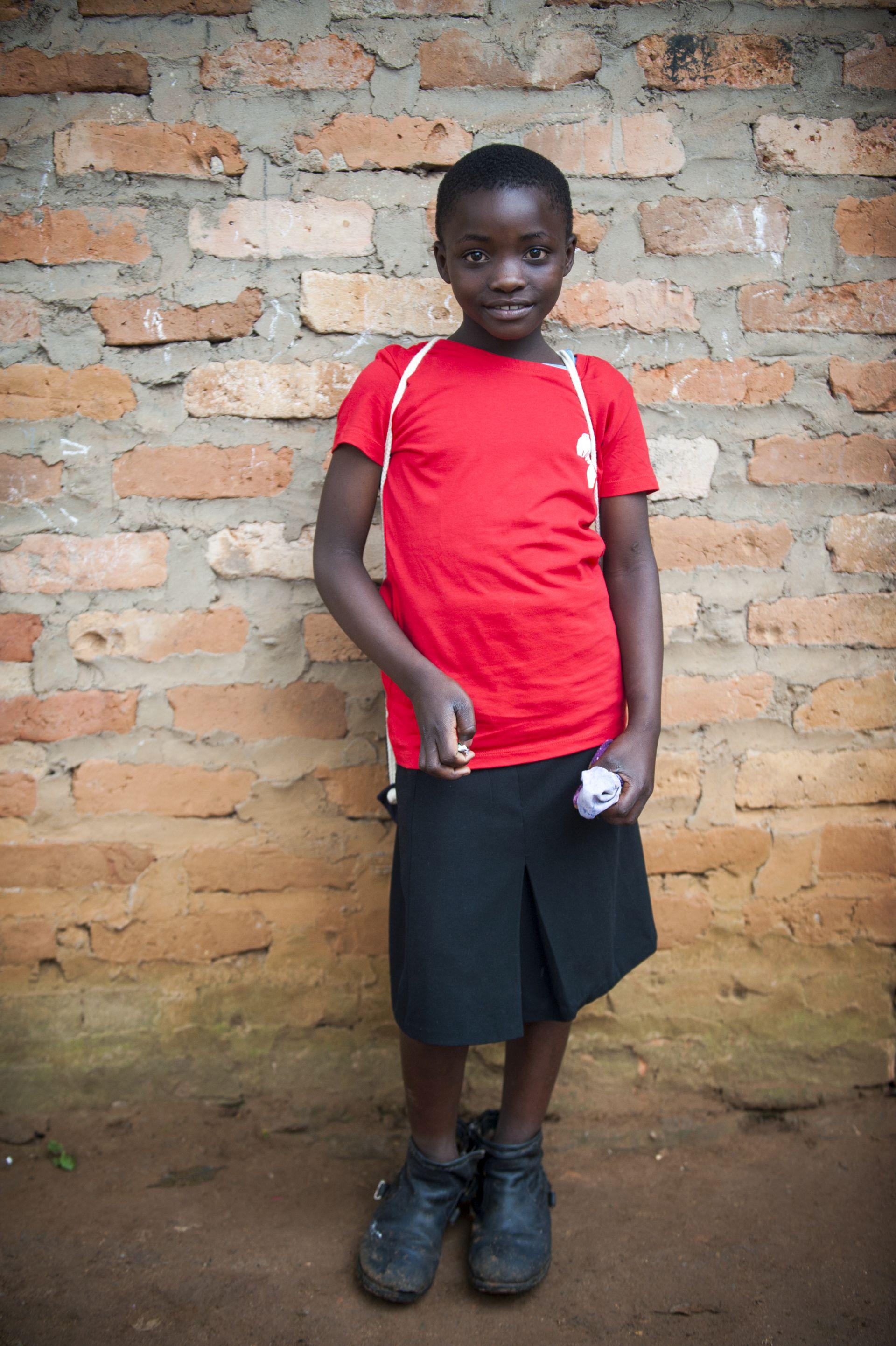 Die NGO Bbanga Project unterstützt Inselkinder in Uganda u. a. durch Bildungsprojekte.