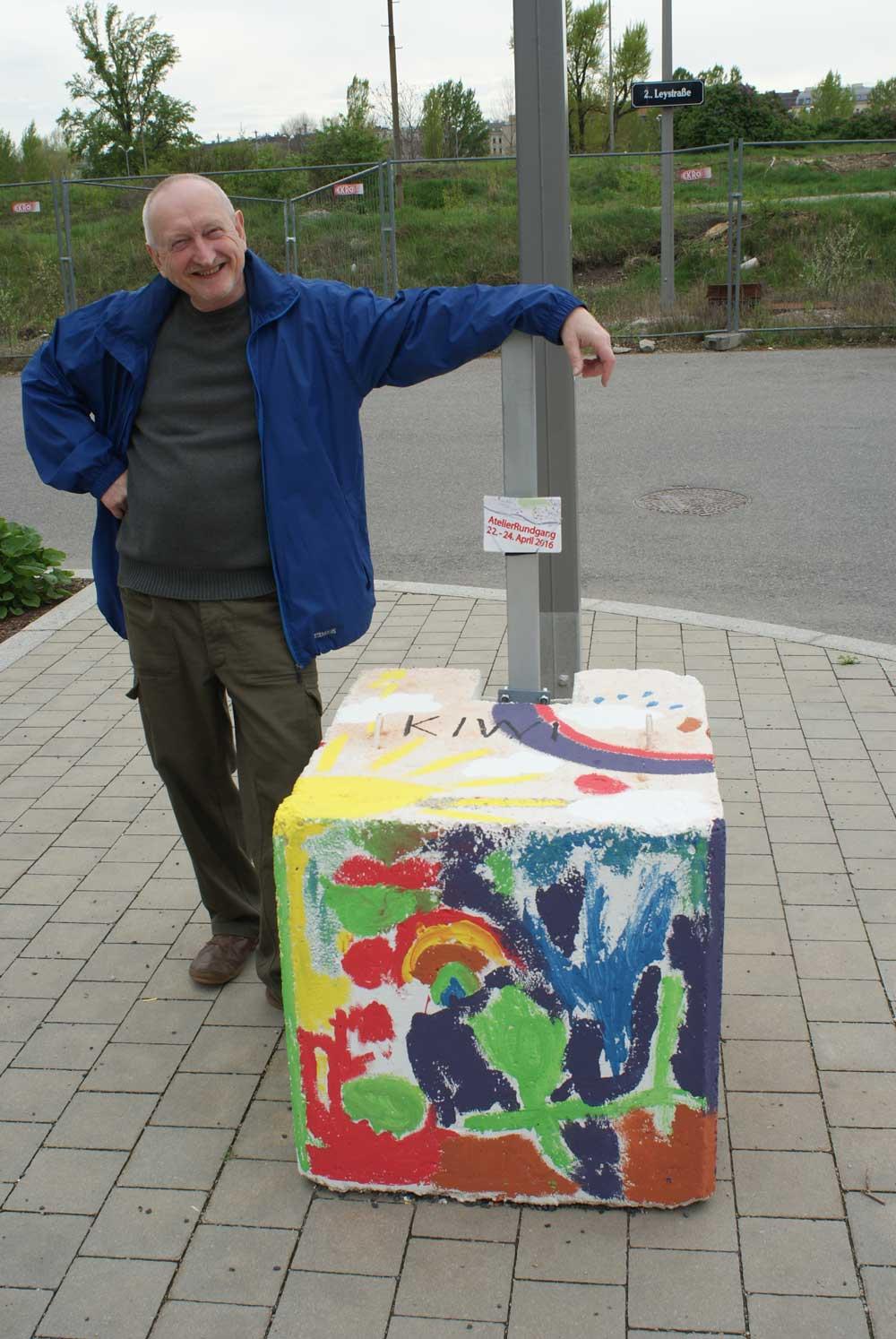 Künstler Hans Heisz