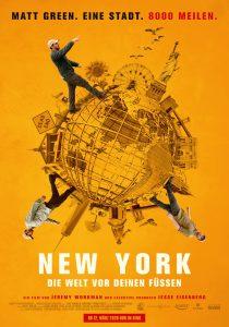 Filmplakat New York. Die Welt Vor Deinen Füssen