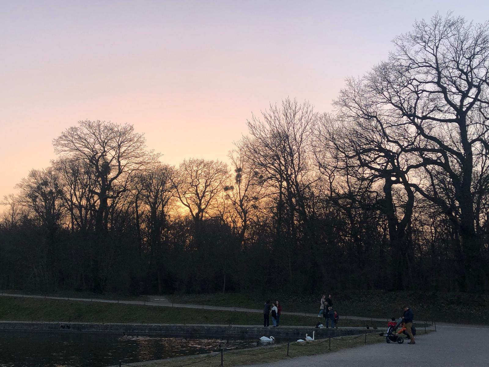 Schloßpark Schönbrunn