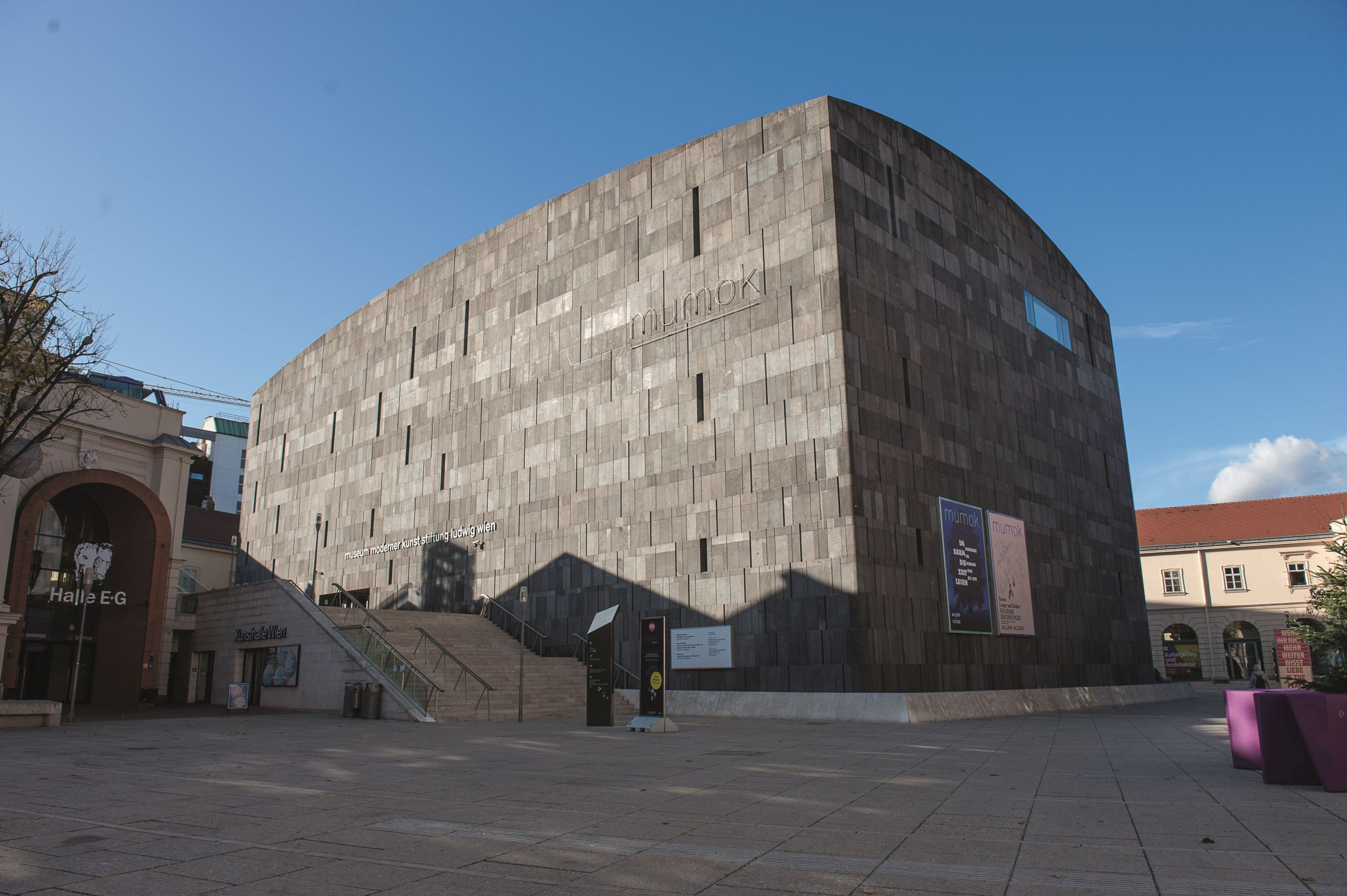 MUMOK im Museumsquartier